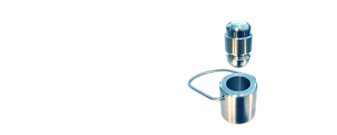 Tissue pulverizer liquid nitrogen
